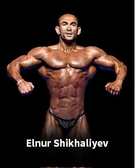 ELNUR SHIKHALIYEV