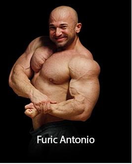 FURIC ANTONIO